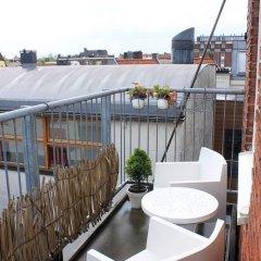 Отель Kuwadro Bed & Breakfast Нидерланды, Амстердам - отзывы, цены и фото номеров - забронировать отель Kuwadro Bed & Breakfast онлайн балкон