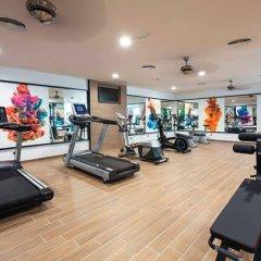 Отель Riu Belplaya - All Inclusive фитнесс-зал фото 2