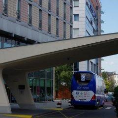 Отель Mercure Poznań Centrum Польша, Познань - 2 отзыва об отеле, цены и фото номеров - забронировать отель Mercure Poznań Centrum онлайн парковка