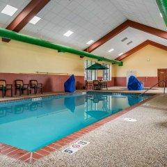 Отель Quality Inn & Suites Mall Of America - Msp Airport Блумингтон бассейн