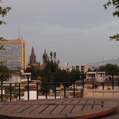 Отель Suites Chapultepec Мексика, Гвадалахара - отзывы, цены и фото номеров - забронировать отель Suites Chapultepec онлайн фото 6