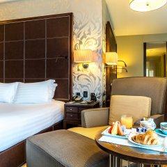 Отель Pullman Bangkok Grande Sukhumvit в номере