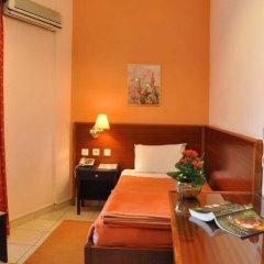 Отель Bretagne Греция, Корфу - 4 отзыва об отеле, цены и фото номеров - забронировать отель Bretagne онлайн комната для гостей фото 5