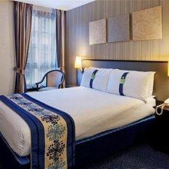 Отель Holiday Inn Glasgow City Centre Theatreland комната для гостей фото 2