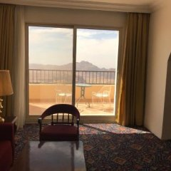 Отель Grand View Hotel Иордания, Вади-Муса - отзывы, цены и фото номеров - забронировать отель Grand View Hotel онлайн комната для гостей фото 4