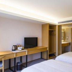 Отель JI Hotel Shanghai Hongqiao Transport Hub Linkong Zone Китай, Шанхай - отзывы, цены и фото номеров - забронировать отель JI Hotel Shanghai Hongqiao Transport Hub Linkong Zone онлайн удобства в номере