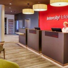 Отель IntercityHotel Nürnberg Германия, Нюрнберг - 2 отзыва об отеле, цены и фото номеров - забронировать отель IntercityHotel Nürnberg онлайн интерьер отеля