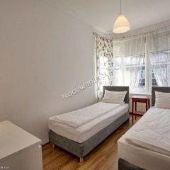 Отель Sisters Lodge Hostel Польша, Сопот - отзывы, цены и фото номеров - забронировать отель Sisters Lodge Hostel онлайн комната для гостей