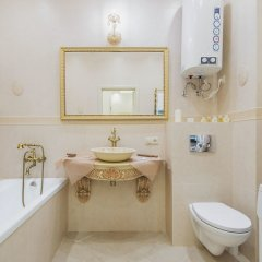 Апартаменты GM Apartment Borisoglebovskiy ванная фото 2