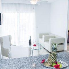 Отель Karibo Punta Cana Доминикана, Пунта Кана - отзывы, цены и фото номеров - забронировать отель Karibo Punta Cana онлайн комната для гостей фото 3