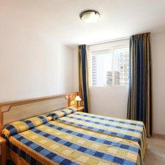 Отель Apartamentos Benimar Испания, Бенидорм - отзывы, цены и фото номеров - забронировать отель Apartamentos Benimar онлайн комната для гостей фото 5