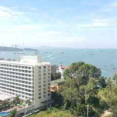 Отель Vtsix Condo Service at View Talay Condo пляж