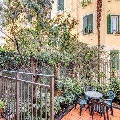 Отель Espana Рим балкон