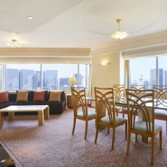 Daiichi Hotel Tokyo Seafort комната для гостей фото 3