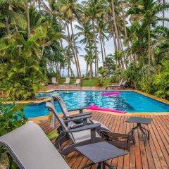 Отель The Holiday Club At Fiji Palms Вити-Леву бассейн