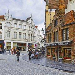 Отель Novotel Brugge Centrum Бельгия, Брюгге - отзывы, цены и фото номеров - забронировать отель Novotel Brugge Centrum онлайн фото 2