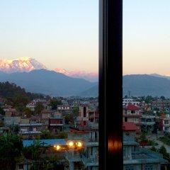 Отель Orchid Непал, Покхара - отзывы, цены и фото номеров - забронировать отель Orchid онлайн приотельная территория