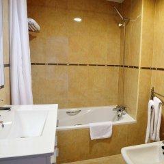 Отель Apartamentos Vega Sol Playa Испания, Фуэнхирола - отзывы, цены и фото номеров - забронировать отель Apartamentos Vega Sol Playa онлайн ванная