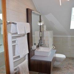 Отель Lasserhof Salzburg Австрия, Зальцбург - 5 отзывов об отеле, цены и фото номеров - забронировать отель Lasserhof Salzburg онлайн ванная