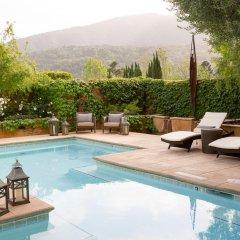Отель Bernardus Lodge & Spa бассейн