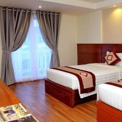 Отель Verano Hotel Вьетнам, Нячанг - отзывы, цены и фото номеров - забронировать отель Verano Hotel онлайн комната для гостей фото 4