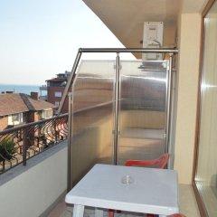 Отель Stamatovi Family Hotel Болгария, Поморие - отзывы, цены и фото номеров - забронировать отель Stamatovi Family Hotel онлайн балкон