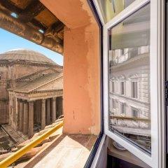 Отель Albergo Abruzzi Италия, Рим - отзывы, цены и фото номеров - забронировать отель Albergo Abruzzi онлайн балкон