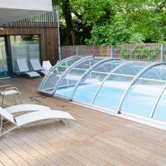 Отель Room 5 Apartments Австрия, Зальцбург - отзывы, цены и фото номеров - забронировать отель Room 5 Apartments онлайн бассейн фото 3
