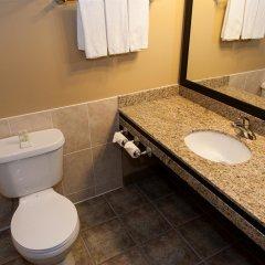 Отель Best Western Maple Ridge Hotel Канада, Мэйпл-Ридж - отзывы, цены и фото номеров - забронировать отель Best Western Maple Ridge Hotel онлайн ванная фото 2
