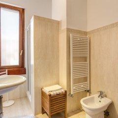 Отель Residenza Villa Marignoli Италия, Рим - отзывы, цены и фото номеров - забронировать отель Residenza Villa Marignoli онлайн ванная