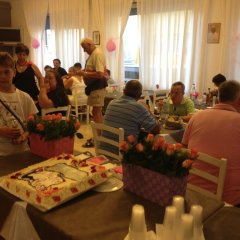 Hotel Villa Maris Римини питание фото 3
