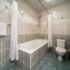Гостиница Posadskiy Hotel в Сергиеве Посаде 7 отзывов об отеле, цены и фото номеров - забронировать гостиницу Posadskiy Hotel онлайн Сергиев Посад ванная