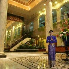 Metropole Hotel Phuket интерьер отеля фото 2