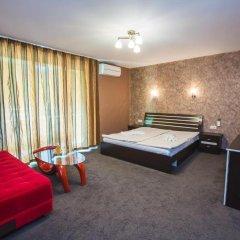 Отель Perun Hotel Sandanski Болгария, Сандански - отзывы, цены и фото номеров - забронировать отель Perun Hotel Sandanski онлайн комната для гостей фото 4