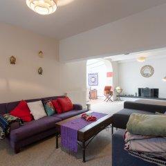 Апартаменты 3 Bedroom Apartment Near Primrose Hill комната для гостей фото 4