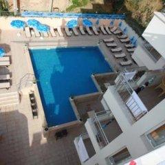 Отель Obzor City Hotel Болгария, Аврен - отзывы, цены и фото номеров - забронировать отель Obzor City Hotel онлайн бассейн фото 3