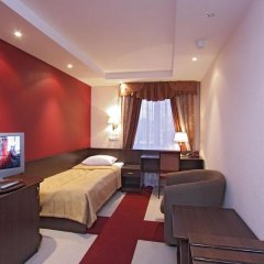 Гостиница ДерябинЪ комната для гостей фото 3
