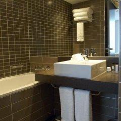 Отель Crowne Plaza Manchester City Centre Великобритания, Манчестер - отзывы, цены и фото номеров - забронировать отель Crowne Plaza Manchester City Centre онлайн ванная