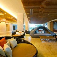 Отель Welcome World Beach Resort & Spa Таиланд, Паттайя - отзывы, цены и фото номеров - забронировать отель Welcome World Beach Resort & Spa онлайн интерьер отеля фото 3
