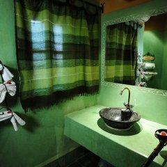 Отель Kasbah Hotel Tombouctou Марокко, Мерзуга - отзывы, цены и фото номеров - забронировать отель Kasbah Hotel Tombouctou онлайн ванная