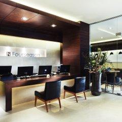 Отель N Fourseason Hotel Myeongdong Южная Корея, Сеул - отзывы, цены и фото номеров - забронировать отель N Fourseason Hotel Myeongdong онлайн интерьер отеля