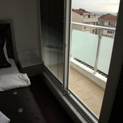 Nisantasi My Residence Hotel Турция, Стамбул - 1 отзыв об отеле, цены и фото номеров - забронировать отель Nisantasi My Residence Hotel онлайн балкон