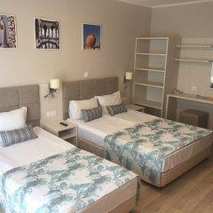 Отель Helios Болгария, Балчик - отзывы, цены и фото номеров - забронировать отель Helios онлайн комната для гостей фото 2