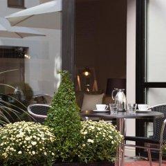 Hotel Fabian Хельсинки балкон