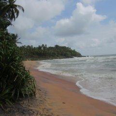 Отель Leatherback Beach Villa пляж