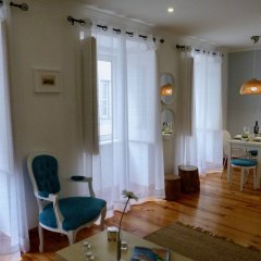 Отель The Heart of Lisbon House in Santos комната для гостей фото 3