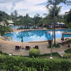 Отель Eco Lanta Hideaway Beach Resort Ланта бассейн фото 3