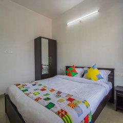 Отель OYO 11899 Home Greek Style 4BHK Penthouse Bambolim Гоа сейф в номере