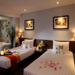 Silverland Sakyo Hotel & Spa 4* Номер Делюкс