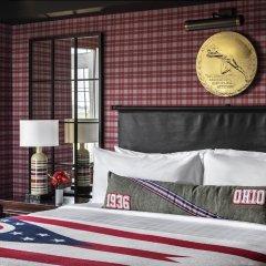 Отель Graduate Columbus США, Колумбус - отзывы, цены и фото номеров - забронировать отель Graduate Columbus онлайн комната для гостей фото 5